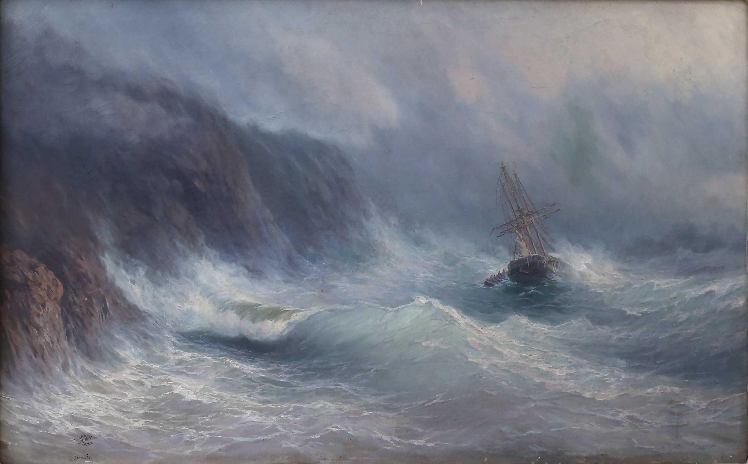 Meteorolojik Uyarı Denizlerde Fırtına Bekleniyor