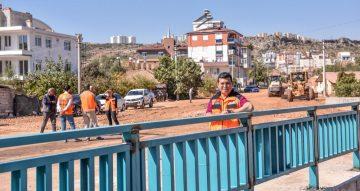 Antalya Kepezin iki yakası buluştu Kepeze 5 Proje