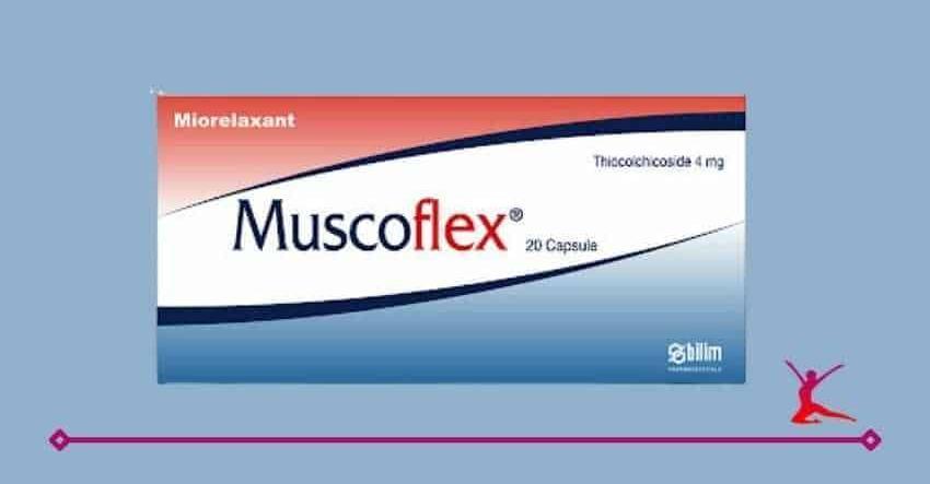 Muscoflex Ne İşe Yarar?